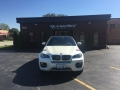 BMW X6 full color change from Gold to 3M Pearl White (2).JPG