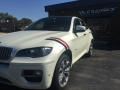 BMW X6 full color change from Gold to 3M Pearl White (3).JPG